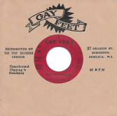 Johnny & The Attractions - Let's Get Together / Cross My Heart (Gay Feet / Dub Store) 7""
